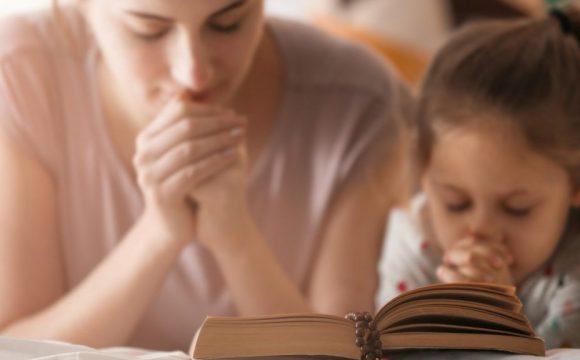 Modlitbové stretnutia mamičiek s deťmi